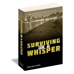 Surviving on a Whisper Book - Buy It on Amazon