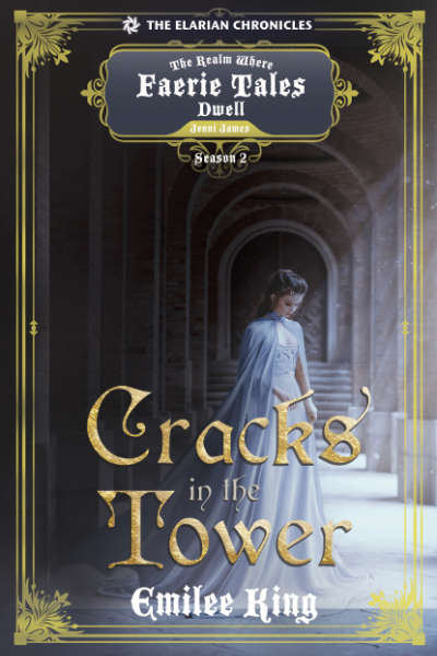 Cracks in the Tower by Emilee King